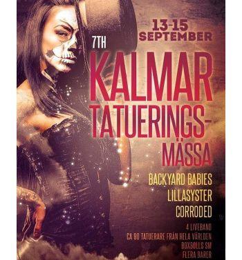KALMAR TATUERINGS-MÄSSA 2019