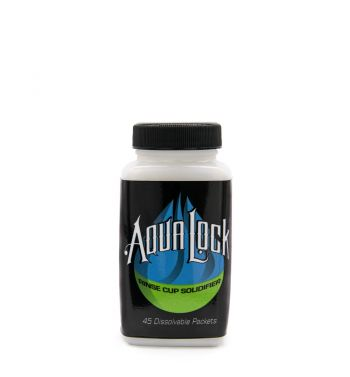 AQUA LOCK Gelling Powder by Stencil Stuff. Single Use Pack 45 units.