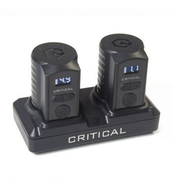 PRE-ORDER!!!CRITICAL Bundle. 2 Universal Batteries + Battery Dock.