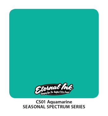 AQUAMARINE; 1oz.