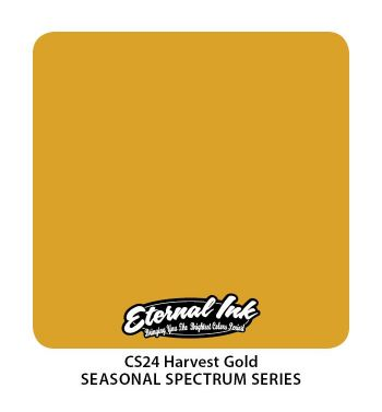 HARVEST GOLD: 1oz.