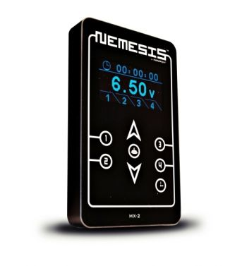 NEMESIS MX-2 Touch Screen