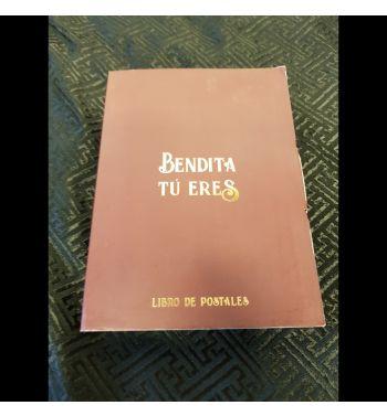 BENDITA TU ERES. Book of postcards by Salomé Sajnin.