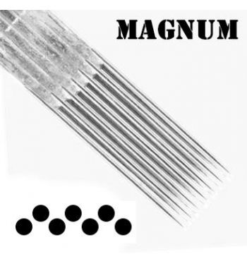 ON SALE! AKIRA MAGNUM NEEDLES; 0.35MM. (50 units).