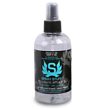 STENCIL STUFF Spray Fixer; 240ml. (8oz.).