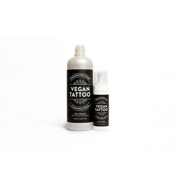 VEGAN TATTOO Cleaning Foam. 1Litre + 150ml.