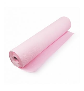 FOILED HYGIENIC UNDERCOAT PINK ROLL; 50cm. X 50mts.
