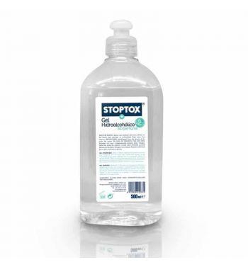 STOPTOX  Hydroalcoholic Gel; 500ml.