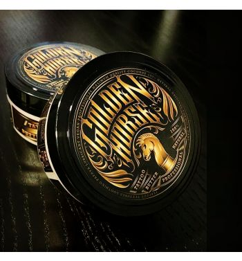 GOLDEN HORSE Tattoo Butter Mango/Coconut; 200ml.